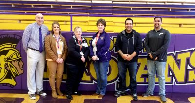 Potosi High School Assembly Team for Red Ribbon Week - Washington County Health Coalition