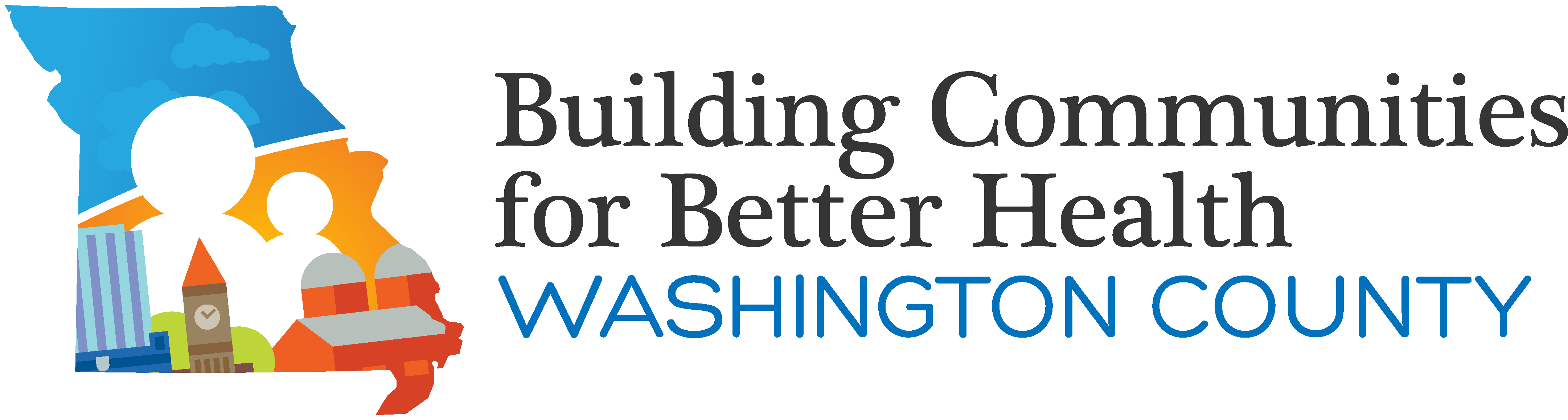 Building Communities for Better Health Logo